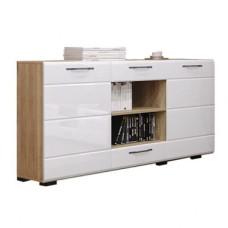 модульная гостиная Асти комод АКМ 1500.1
