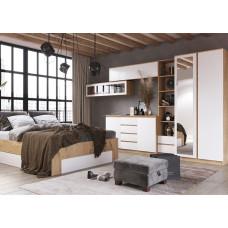 модульная спальня  Марли №1 мебельная фабрика ДСВ