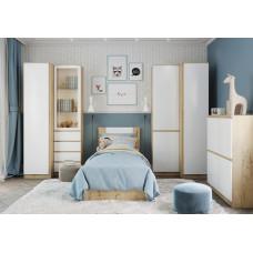 модульная спальня  Марли №3 мебельная фабрика ДСВ