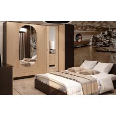 модульная спальня Ронда №2 Интерьер- Центр