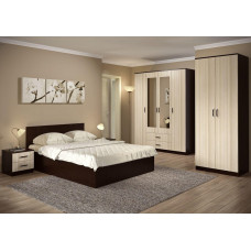 модульная спальня Ронда №1 Интерьер- Центр