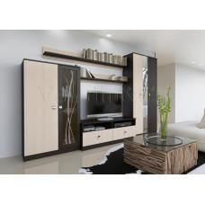 Гостиная 3 мебельная фабрика Volodin