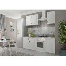 Кухонный гарнитур Гранд 1,5м Белый