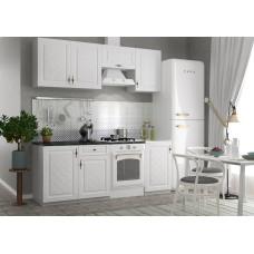 Кухонный гарнитур Гранд 2,1м Белый