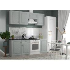 Кухонный гарнитур Гранд 2,1м Пепел