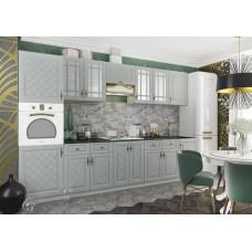 Модульная кухня Гранд 3,3м Пепел