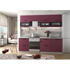Модульная кухня Ройс 2м Виноград