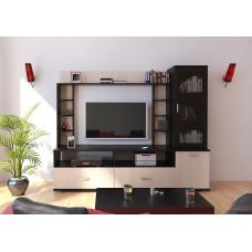 Гостиная 7 мебельная фабрика Volodin